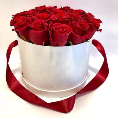 Bote de rosas