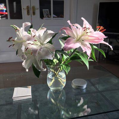 Ramo con lilys