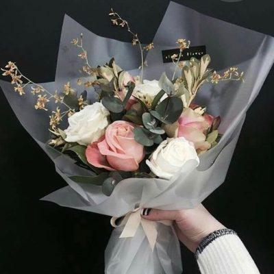 Ramo de rosas para Graduaciones